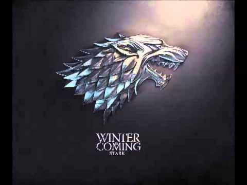 Games of Thrones - House Stark Theme (видео)
