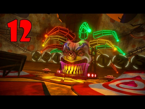Jahova Plays Twisted Metal - Episode 12 (Sweet Tooth's Carnival Of Carnage!) (видео)
