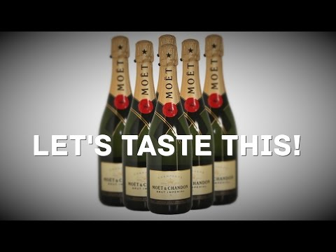 $4 or $40 bottle of Champagne for New Year's Eve? - Let's Taste This! - Barefoot Bubbly
