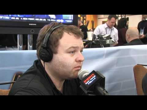Frank Caliendo brings an All Star cast to Radio Row.