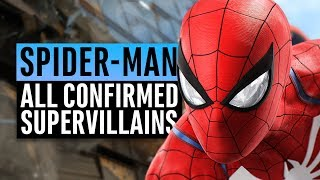 Video Spider-Man | 9 Confirmed Supervillains & Their Origins MP3, 3GP, MP4, WEBM, AVI, FLV Agustus 2018
