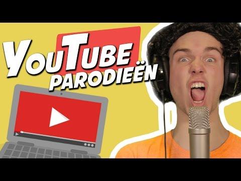 YOUTUBE PARODIEËN - Parodie #2 (видео)