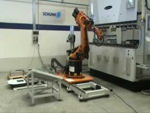 ROBOT - PIEGATURA ROBOTIZZATA CAPPE ASPIRAZIONE