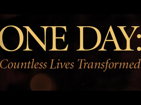 One Day: Countless Lives Transformed – Oct. 16, 2014 (видео)