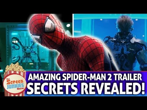 An analysis of Amazing SpiderMan 2 Trailer