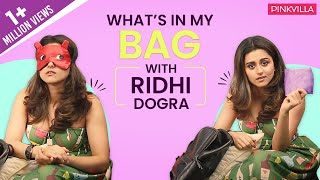Video What's in my bag with Ridhi Dogra | S03E03 | Fashion | Pinkvilla | Bollywood MP3, 3GP, MP4, WEBM, AVI, FLV Agustus 2018