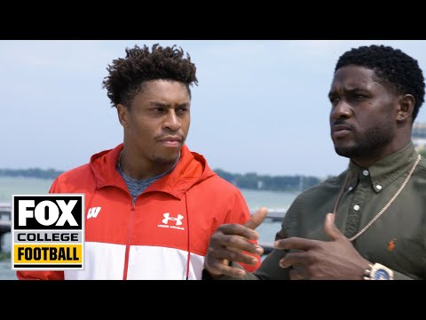 Video: Wisconsin's Jonathan Taylor talks Heisman, Big Ten Championship aspirations | FOX COLLEGE FOOTBALL