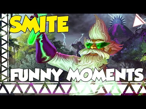 GREAT MATCHMAKING! - SMITE FUNNY MOMENTS
