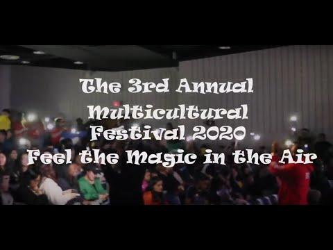 Berkmar High School Third Annual Multicultural Festival 2020