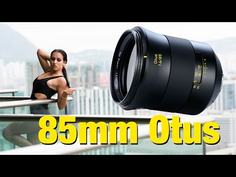 Zeiss OTUS 85mm - worlds best lens?