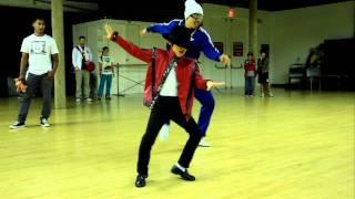 mini Michael Jackson - Smooth Criminal