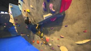New Yellows V4-V7 by Depot Climbing Centres