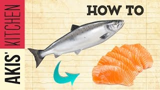 How to fillet a Fish | Akis Kitchen by Akis Kitchen