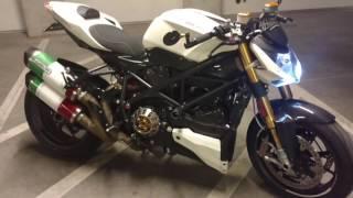 10. 2010 Ducati Streetfighter