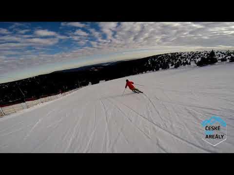 Ski Praděd červená 2 2017