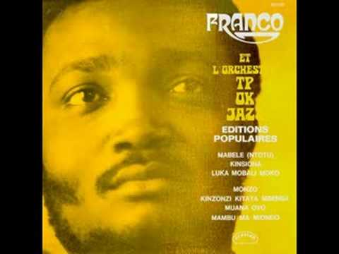 Luka Mobali Moko (Sam Mangwana) - Franco & le TPOK Jazz 1974