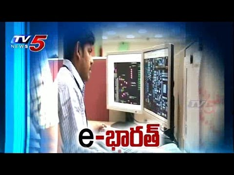 Opportunities & Obstacles of E-Bharat   Daily Mirror : TV5 News