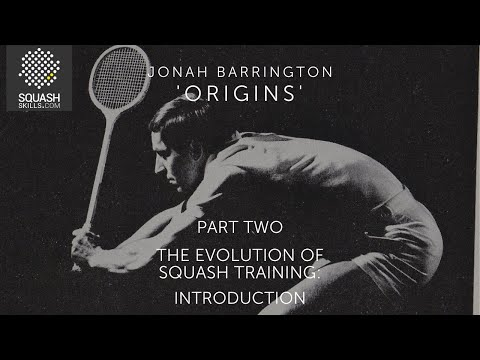 Squash tips: Origins part 2 - The evolution of squash - Intro