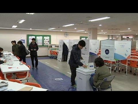 Βουλευτικές εκλογές στη Νότια Κορέα