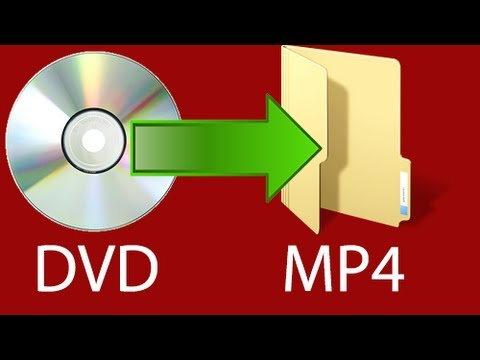 MPEG 4 Part 14 - In this video I will show you the best way to copy your DVD to your computer in MP4 format. Once converted the saved file can then be transferred and later p...