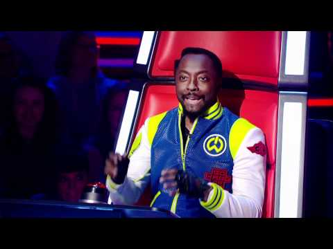The Voice UK Season 1 Promo 'The Voice Bidding War'