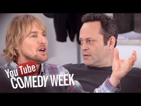 Owen Wilson & Vince Vaughn – The Big Live Comedy Show Highlights – You
