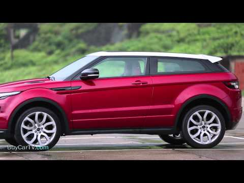 極光Land Rover Evoque