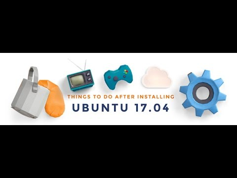 If you plan to upgrade to Ubuntu 17.04 this weekend (or already have) you may want to know what to do after installing. 1.Check out what's new in ubuntu 17.04 2. Check for Updates 3.Install...