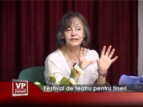 Festival de teatru pentru tineri
