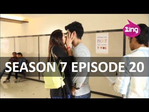Pyaar Tune Kya Kiya -  COLLEGE REVENGE LOVE STORY - Season 7 Episode 20 - 24 June, 2016