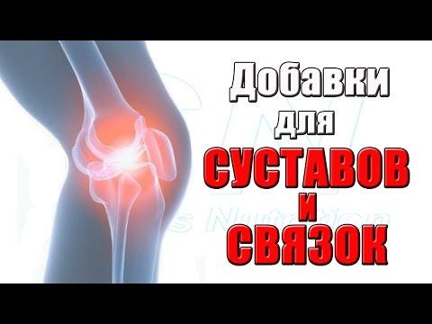спортивные добавки для укрепления связок и суставов