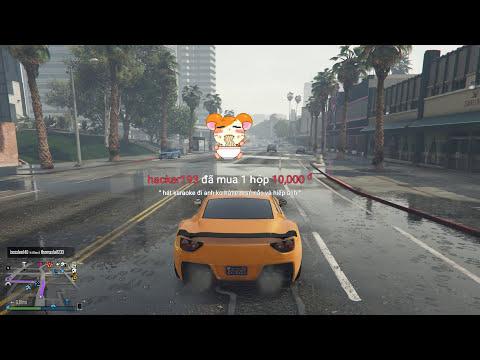 Grand Theft Auto V (Náo Loạn Thành Phố)