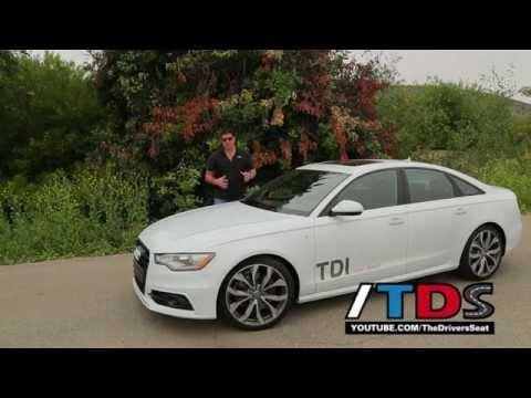 2014 Audi A6 TDI Review and Segment Comparison