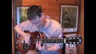 From Four Until late - Robert Johnson -  Acoustic Delta Slide Blues