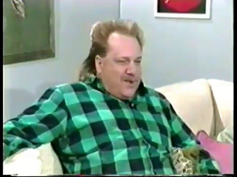 Talk Jock- Tom Leykis & Comedian Magician- Michael Finney- out takes 1988