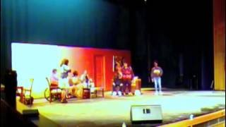 """Excerpt from the play """"Papa Don't"""" performed at the Taste of Theatre event in Chicago, Illinois on October 7, 2016...Gwendolyn..."""