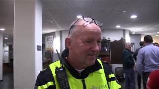 nieuwjaarsreceptie / Politie