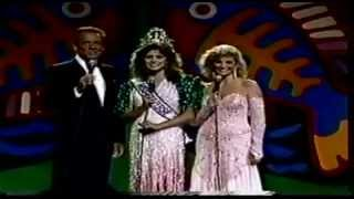 Miss Universe 1986 Opening&Parade Of Nations Featuring Miss Turks And Caicos 1985; Barbara Capron