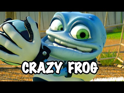 Crazy Frog - We Are The Champions [ding A Dang Dong] (official Video)