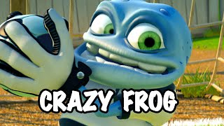 The Crazy Frogs The Ding Dong Song retronew