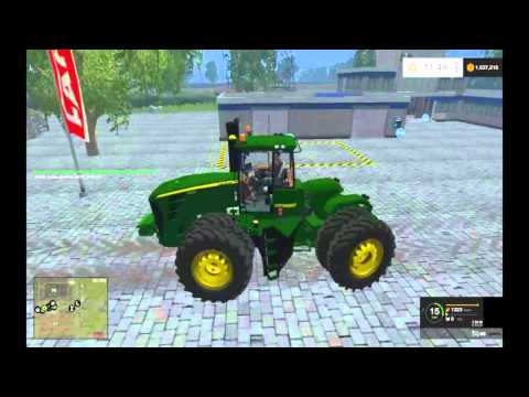 JD 9630 Selectable Wheels v2.0