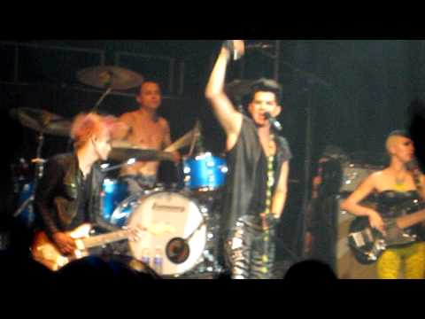 Video Adam Lambert - Never Close Our Eyes - Endfest2012 - Sacramento, CA - July 20, 2012 download in MP3, 3GP, MP4, WEBM, AVI, FLV January 2017