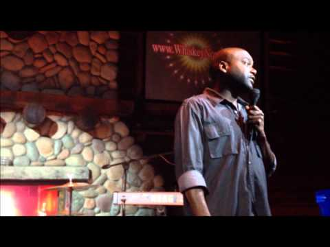 Comedian Jeremiah JJ Williamson @ Jazz and Jokes - Part 4 of 4