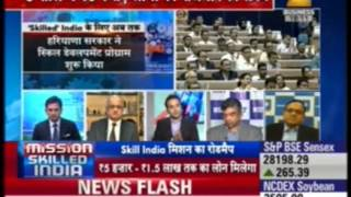 """We're very pleased to share Jetking media coverage on Zee Business. Mr. Avinash Bharwani was invited to be a part of the panel discussion on the occasion of PM Modi's """"Skill India"""" launch."""