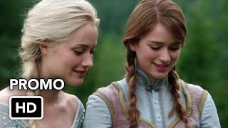 """Once Upon a Time Season 4 Promo """"Cast of Frozen Join"""" (HD)"""