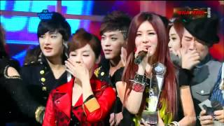Download Lagu T-ara win M Countdown ( 1-12-2012 ) Lovey Dovey Mp3