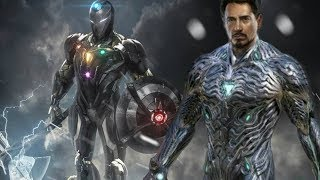 Nonton Tony Stark Vibranium Iron Man Suit Mark 85 - Avengers Endgame Film Subtitle Indonesia Streaming Movie Download