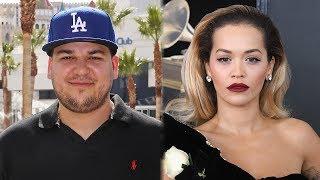 "Video Rob Kardashian Supports Ex Rita Ora After Being Slammed For ""Girls"" MP3, 3GP, MP4, WEBM, AVI, FLV Mei 2018"