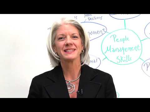The Top 5 People Management Skills Video