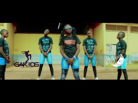Kongojo - Shami X Galaxy African Kids OFFICIAL VIDEO (HD UG Hits)
